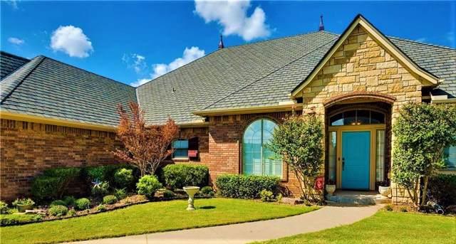 12501 Carriage Way, Oklahoma City, OK 73142 (MLS #891452) :: Homestead & Co