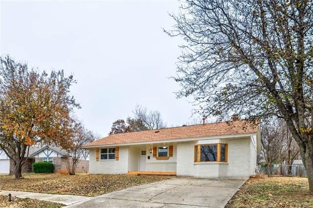 2707 Woodlake Drive, Norman, OK 73071 (MLS #891461) :: Homestead & Co