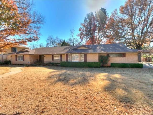 910 Mockingbird Lane, Norman, OK 73071 (MLS #891488) :: Homestead & Co