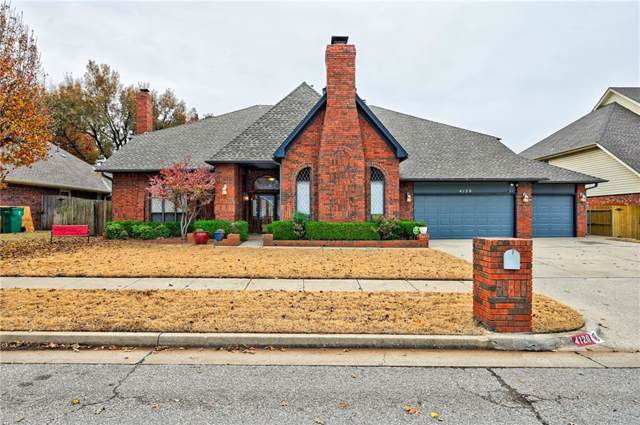 4120 NW 144th Street, Oklahoma City, OK 73134 (MLS #891492) :: Homestead & Co