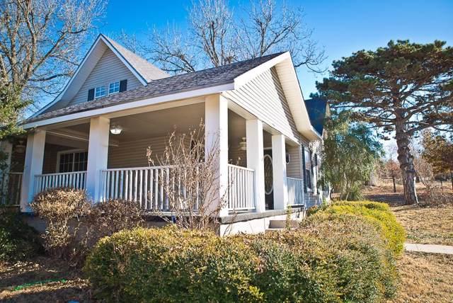 201 E 4th Street, Cement, OK 73017 (MLS #891571) :: Homestead & Co