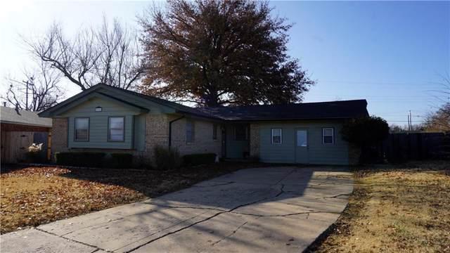 5628 NW 58th Terrace, Warr Acres, OK 73122 (MLS #891615) :: Homestead & Co