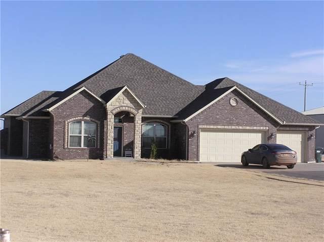 6450 Wilson Drive, Piedmont, OK 73078 (MLS #891618) :: Homestead & Co