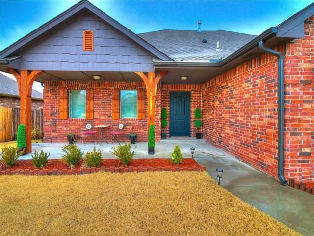 20643 Landmark Drive, Harrah, OK 73045 (MLS #891641) :: Homestead & Co