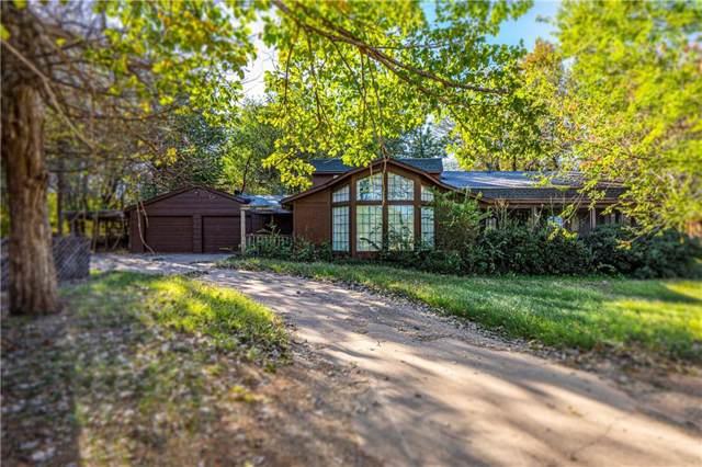 1724 E Lake Drive, Crescent, OK 73028 (MLS #891648) :: Homestead & Co