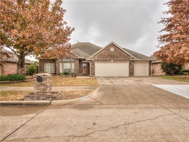 8204 NW 69th Street, Oklahoma City, OK 73132 (MLS #891654) :: Homestead & Co