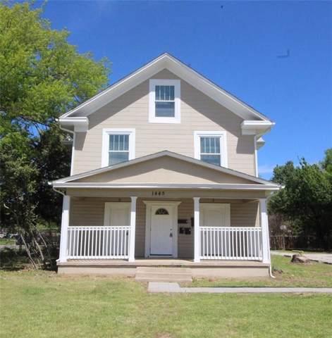 1445 NW 32nd Street #1, Oklahoma City, OK 73118 (MLS #891665) :: Homestead & Co