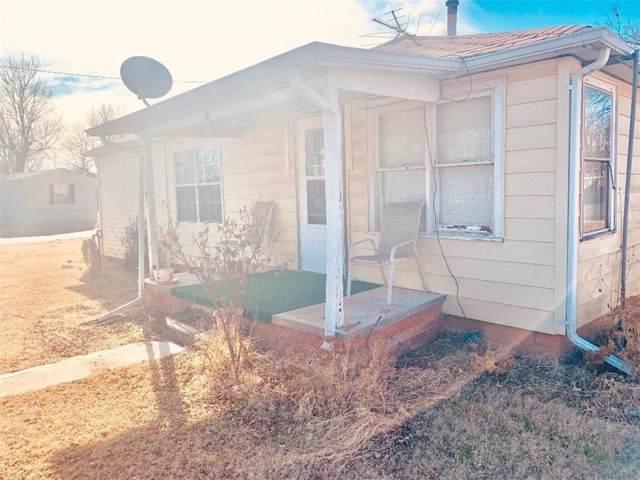 306 N Vernon Corner, Hinton, OK 73047 (MLS #891689) :: Homestead & Co