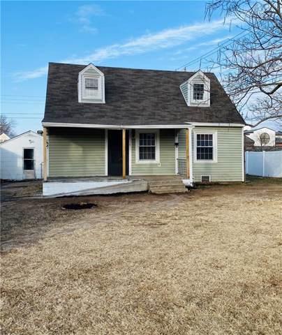 205 E Northrup Drive, Midwest City, OK 73110 (MLS #891698) :: Homestead & Co