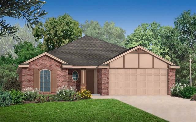 18405 Groveton Boulevard, Edmond, OK 73012 (MLS #891729) :: Homestead & Co