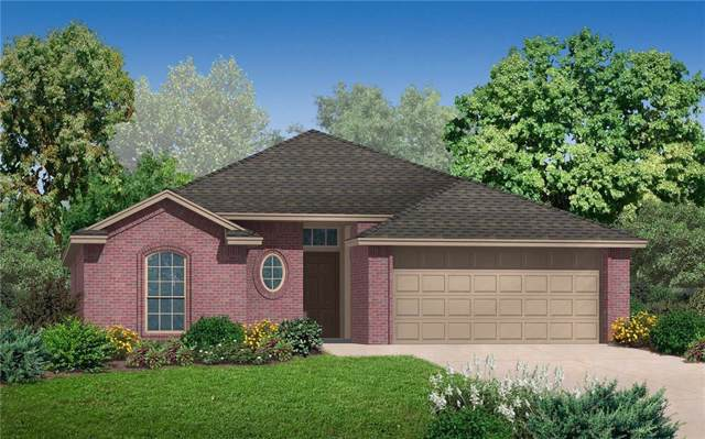 2604 Snapper Lane, Midwest City, OK 73130 (MLS #891738) :: Homestead & Co