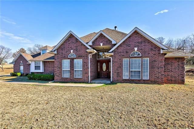 6000 S Donna Lane, Oklahoma City, OK 73150 (MLS #891742) :: Homestead & Co