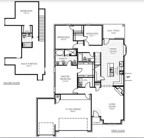 10557 SE 23rd Street, Midwest City, OK 73130 (MLS #891743) :: Homestead & Co