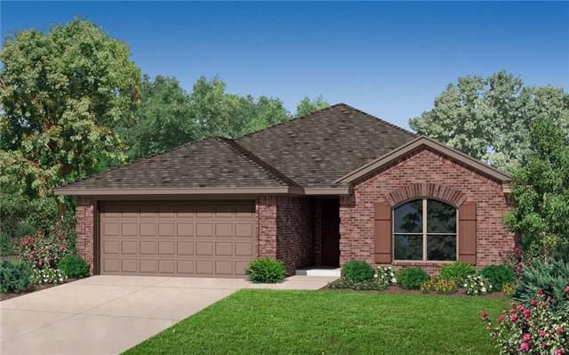 10344 SE 24th Street, Midwest City, OK 73130 (MLS #891746) :: Homestead & Co