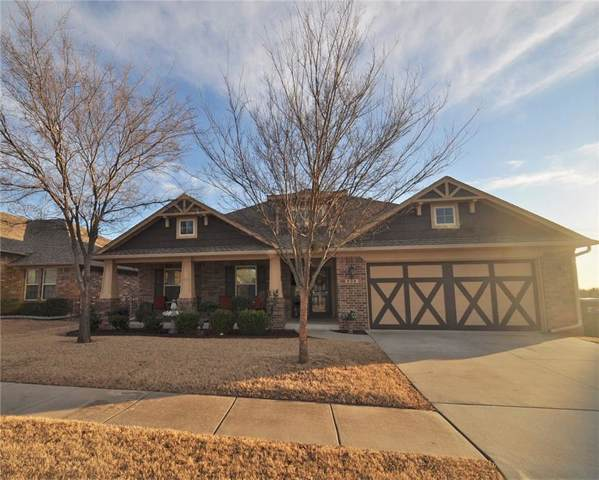 808 Carolyn Ridge Road, Norman, OK 73071 (MLS #891747) :: Homestead & Co