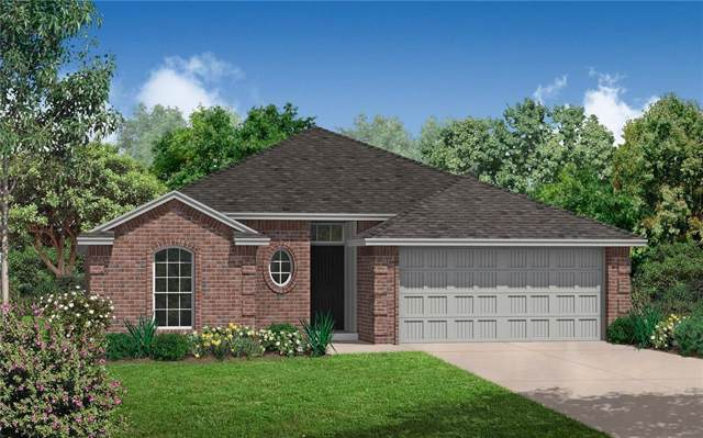 4809 Apatite Bluff Drive, Oklahoma City, OK 73179 (MLS #891751) :: Homestead & Co