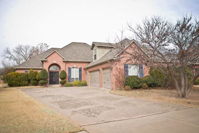 4161 Pine Hill Road, Norman, OK 73072 (MLS #891756) :: Homestead & Co