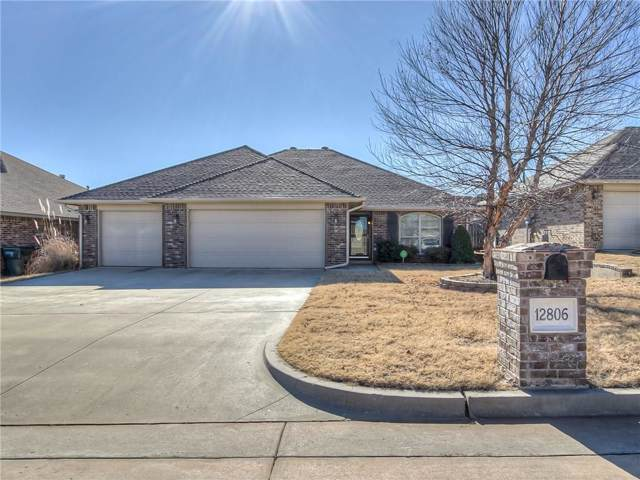 12806 SE 18th Street, Choctaw, OK 73020 (MLS #891766) :: Homestead & Co