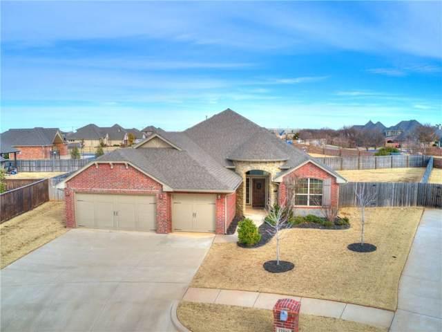 13508 Stonedale Drive, Oklahoma City, OK 73142 (MLS #891784) :: Homestead & Co