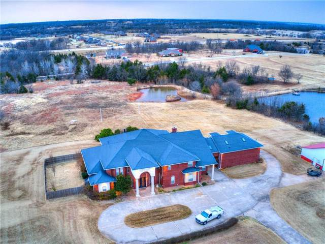 4300 Fox Croft Road, Norman, OK 73026 (MLS #891801) :: Homestead & Co