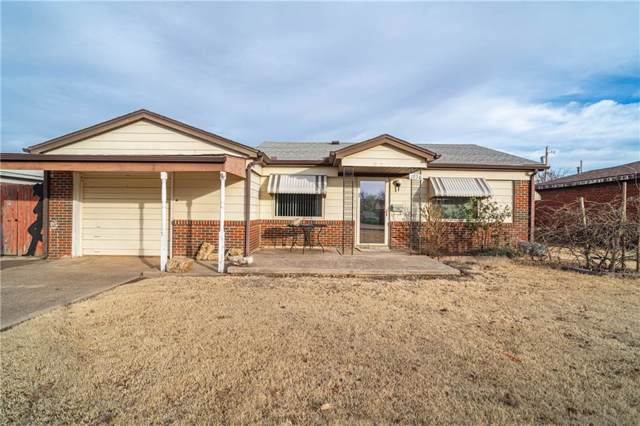 1058 Dill Street, Altus, OK 73521 (MLS #891803) :: Homestead & Co