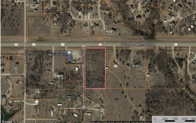 W Veterans Memorial Highway, Blanchard, OK 73010 (MLS #891830) :: Homestead & Co