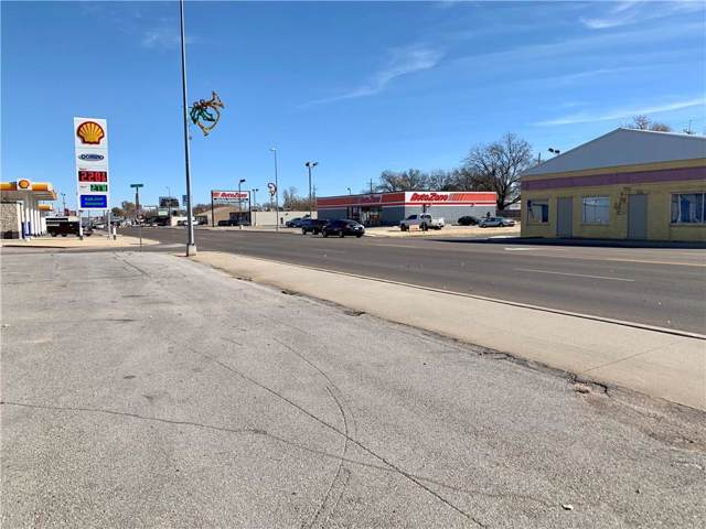 W 3rd Street, Elk City, OK 73644 (MLS #891842) :: The UB Home Team at Whittington Realty