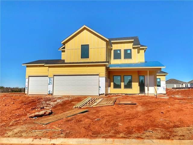 8313 NW 151st Terrace, Edmond, OK 73013 (MLS #891851) :: Homestead & Co