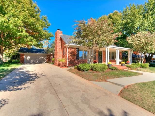 401 NW 38th Street, Oklahoma City, OK 73118 (MLS #891855) :: Homestead & Co