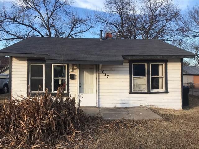 627 SW 32nd Street, Oklahoma City, OK 73109 (MLS #891858) :: Homestead & Co