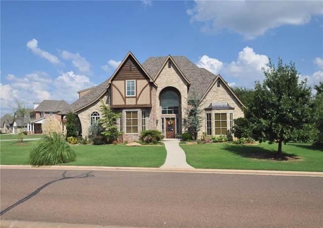 4608 Vista Drive, Norman, OK 73071 (MLS #891885) :: Homestead & Co