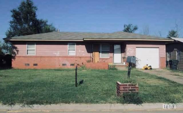 1801 Serenade Drive, Midwest City, OK 73130 (MLS #891899) :: Homestead & Co
