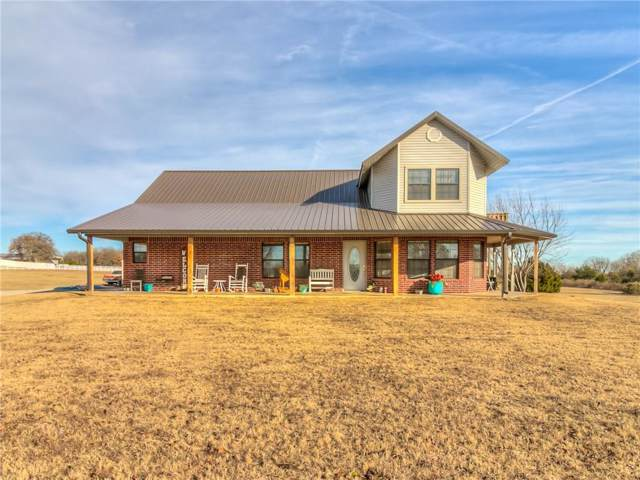 30260 Stephens Drive, McLoud, OK 74851 (MLS #891902) :: Homestead & Co