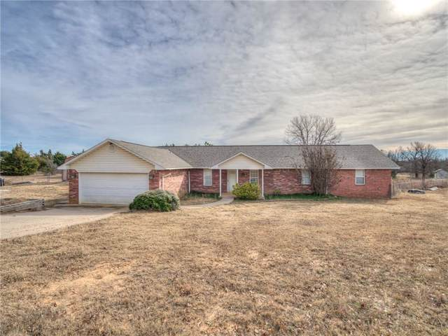 109 Zelda Lane, McLoud, OK 74851 (MLS #891905) :: Homestead & Co
