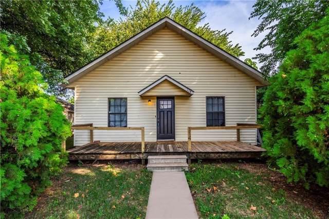 114 W Adams Street, Crescent, OK 73028 (MLS #891908) :: Homestead & Co