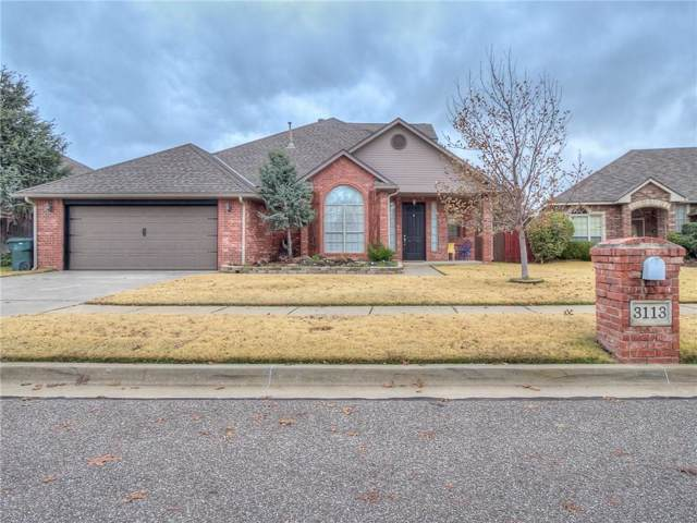 3113 Pine Hill Road, Norman, OK 73072 (MLS #891942) :: Homestead & Co