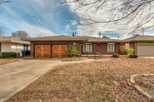 5512 N Barnes Avenue, Oklahoma City, OK 73112 (MLS #891954) :: Homestead & Co