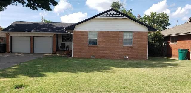 4011 NW 58th Street, Oklahoma City, OK 73112 (MLS #891987) :: Keri Gray Homes