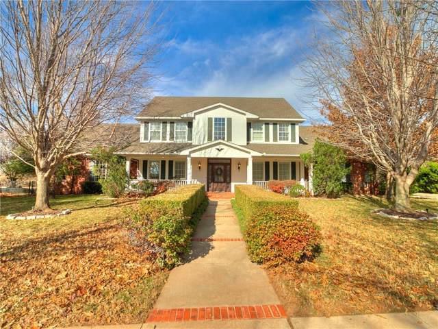 313 Hollowdale, Edmond, OK 73003 (MLS #892008) :: Homestead & Co