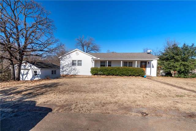 510 E 3rd Street, Chandler, OK 74834 (MLS #892010) :: Homestead & Co