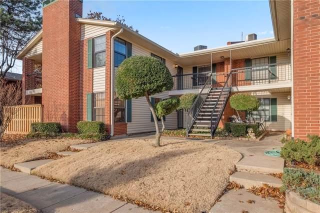4400 Hemingway Drive #221, Oklahoma City, OK 73118 (MLS #892021) :: Erhardt Group at Keller Williams Mulinix OKC
