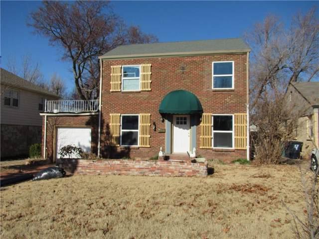2633 Cashion Place, Oklahoma City, OK 73112 (MLS #892059) :: Homestead & Co