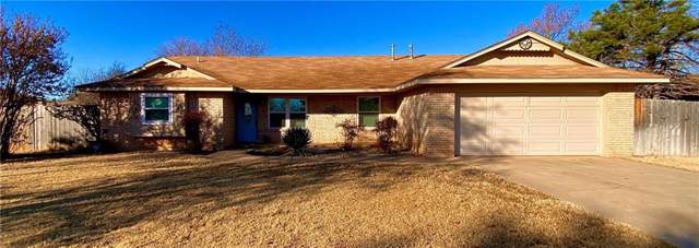 3525 Prairie East Drive, Altus, OK 73521 (MLS #892068) :: Homestead & Co