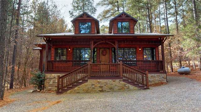 73 High Peak Trail, Broken Bow, OK 74728 (MLS #892076) :: Homestead & Co
