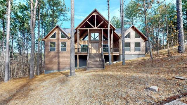 706 Red Berry Trail, Broken Bow, OK 74728 (MLS #892077) :: Homestead & Co