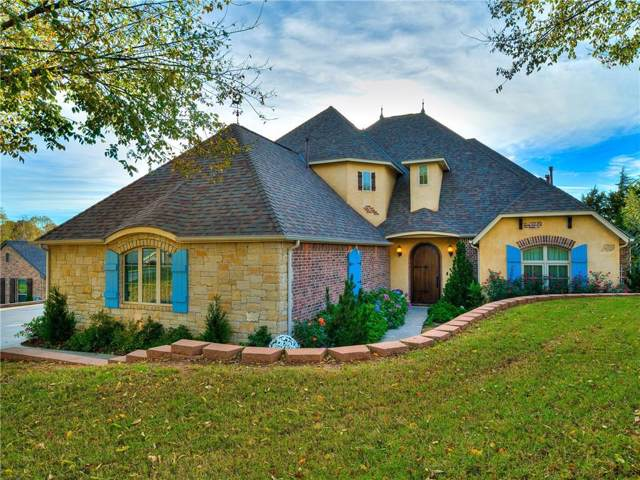 10709 Wesley Circle, Oklahoma City, OK 73151 (MLS #892081) :: Homestead & Co