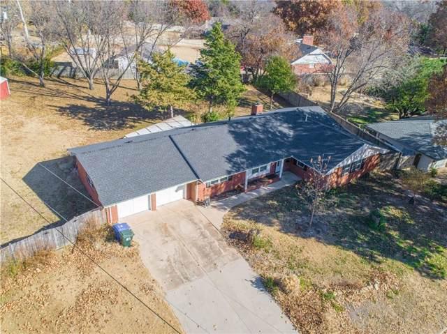 1223 Benson Drive, Norman, OK 73071 (MLS #892134) :: Homestead & Co