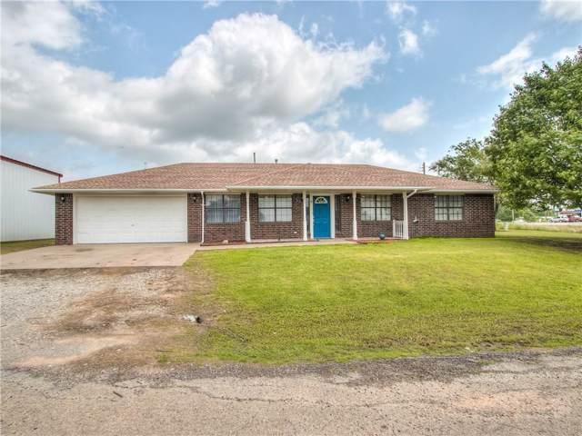 18 W 7th Street, Davenport, OK 74026 (MLS #892135) :: Homestead & Co