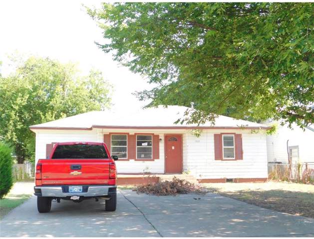 1803 NW Taylor Avenue, Lawton, OK 73507 (MLS #892137) :: Homestead & Co
