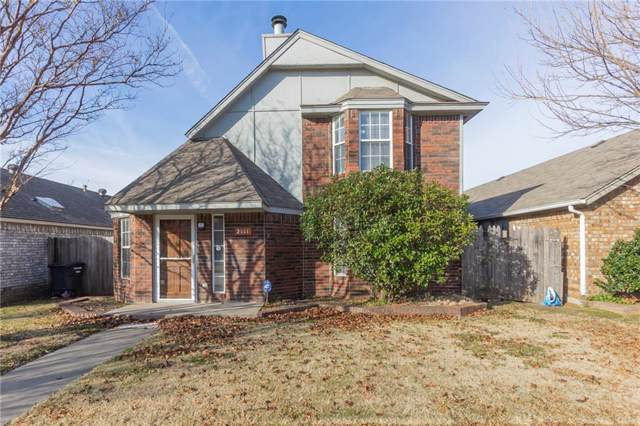 2111 Parkview Drive, Moore, OK 73170 (MLS #892141) :: KING Real Estate Group